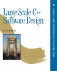 Image for Large-Scale C++ Software Design