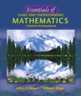 Image for Essentials of Using and Understanding Mathematics : A Quantitative Reasoning Approach