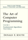 Image for Art of Computer Programming, The : Volume 1: Fundamental Algorithms