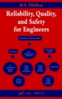 Image for Reliability, quality, and safety for engineers
