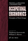 Image for Occupational ergonomics: principles of work design