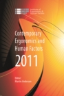 Image for Contemporary ergonomics and human factors 2011