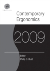 Image for Contemporary Ergonomics 2009: proceedings of the International Conference on Contemporary Ergonomics 2009