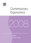 Image for Contemporary ergonomics 2008