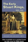 Image for The early Stuart kings, 1603-1642
