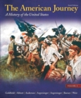 Image for The American Journey : A History of the United States, Volume 1