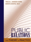 Image for Public relations  : from theory to practice