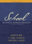 Image for School Business Administration : A Planning Approach
