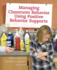 Image for Managing classroom behavior using positive behavior supports