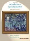 Image for Introduction to Special Education : Making A Difference: United States Edition