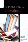 Image for A short guide to writing about literature