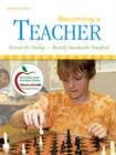 Image for Becoming a teacher