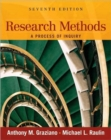 Image for Research Methods : A Process of Inquiry