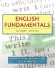 Image for English Fundamentals