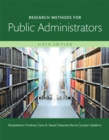 Image for Research methods for public administrators