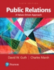 Image for Public relations  : a values-driven approach