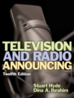 Image for Television and Radio Announcing