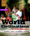 Image for World civilizations  : the global experienceVolume 2