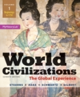 Image for World civilizations  : the global experienceVolume 1