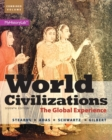 Image for World civilizations  : the global experience