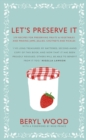Image for Let's preserve it