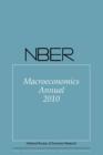 Image for NBER Macroeconomics Annual 2010 : Volume 25