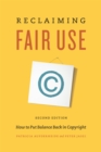 Image for Reclaiming fair use: how to put balance back in copyright