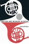 Image for Emotion and meaning in music