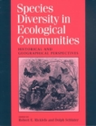 Image for Species Diversity in Ecological Communities