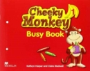 Image for Cheeky monkey1,: Busy book