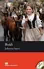 Image for Macmillan Readers Heidi Pre Intermediate Pack