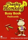 Image for Cheeky Monkey 1 Busy Book Flashcards