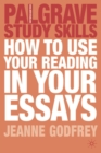 Image for How to use your reading in your essays