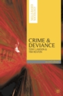Image for Crime and deviance