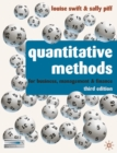 Image for Quantitative methods for business, management and finance