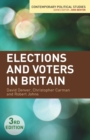 Image for Elections and voters in Britain