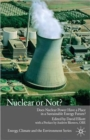 Image for Nuclear or not?  : does nuclear power have a place in a sustainable energy future?