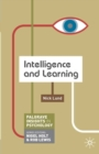 Image for Intelligence and learning