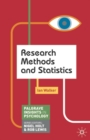 Image for Research methods and statistics