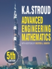 Image for Advanced engineering mathematics