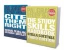 Image for The study skills handbook  : the essential referencing guide