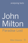 Image for John Milton  : Paradise lost