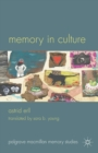 Image for Memory in culture
