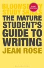 Image for The mature student's guide to writing