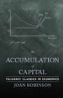 Image for Accumulation of Capital