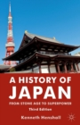 Image for A history of Japan  : from Stone Age to superpower