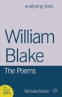 Image for William Blake  : the poems