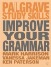 Image for Improve your grammar