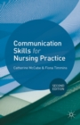 Image for Communication skills for nursing practice