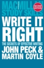 Image for Write it right  : the secrets of effective writing